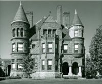 Cupples Mansion, St Louis, Mo