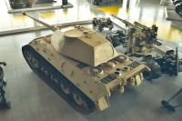 King Tiger prototype from Bovington currently in NMM Soesterberg