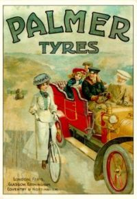 1900s Palmer Tyres