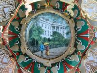 2005 Christmas Ornament White House