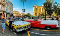 Havana classic cars 1