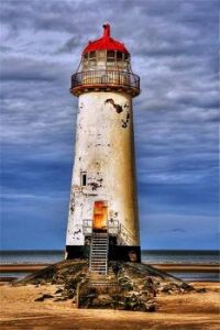 Themes: Well Worn Lighthouse