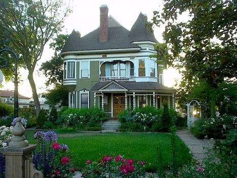 Victorian Historical House, Riverside CA