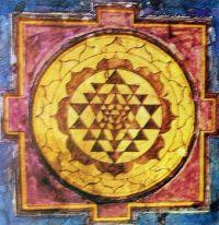 Mosaics / Kaleidoscope / Mandala - Meditating with Mandalas - Sri Yantra 2