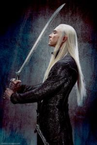 Long-haired lads 2: Thranduil