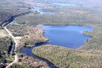 Heyden Ontario & the Lakes from Above
