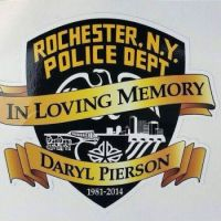 In Loving Memory of Officer Daryl Pierson