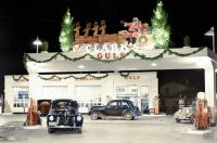 1939 Gulf gas station Fredericksburg Rd San Antonio TX