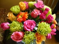 My Mother's Day Bouquet . . . .