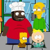 Southpark/simpsons