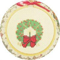 #19 Wreath bow on bottom