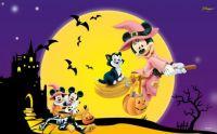 Minney Mouse Haalloween