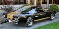 1966 Ford Shelby Mustang!  Bandit...