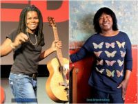 Musicians 61 - Tracy Chapman and Joan Armatrading