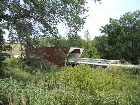 Cedar Bridge, Madison County, Iowa
