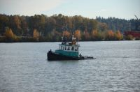 River Queen River Tugboat