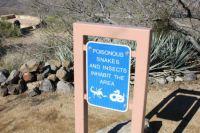 Arizona, along I-17 South of Flagstaff