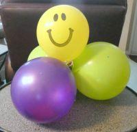 Balloon Birthday Gift