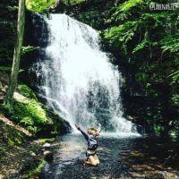 Bushkill Falls-Stroudsburg PA 2