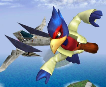 Falco From Starfox
