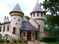 Curwood Castle, Owosso, Michigan