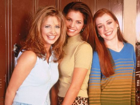 Buffy - Cordy - Willow