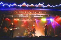 Rocking Out on the CP Holiday Train