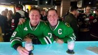 St. Patty's Day 2018 Blackhawks