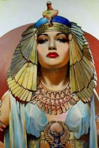 Cleopatra in all her Magnificence