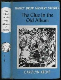 """""""The Clue In The Old Album"""" Nancy Drew Mystery Stories ~ Book By Carolyn Keene"""