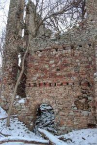 1873 Mabee Mills ruins, Royalton, NY