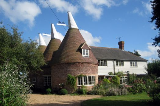 The Oast House, The Street, Wittersham, Kent.  Photo by Oast House Archive