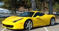 Yellow 458