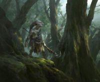 Gray Goblin Hunter (XLarge)