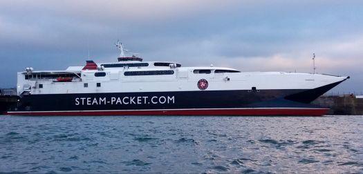 IOMSPC vessel Manannan