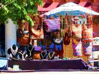 handmade necklaces and handbags New Mexico