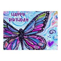 Happy Birthday Butterfly for Suzy . . . . .