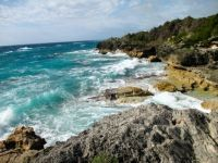 Bermuda South Shore gale.