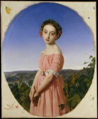Faustine Léo (1832–1865), Henri Lehmann