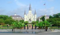 St LouisCathedral-Jackson Square