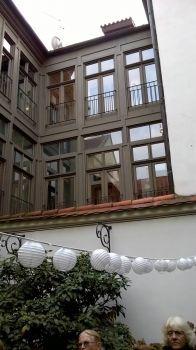Pražské dvorky 1