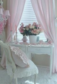 Lovely pink touches