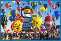 Fun Shaped Hot Air Balloons