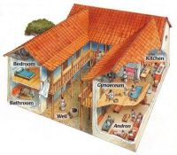 """Themes """"Interesting buildings"""" - Ancient Greece"""