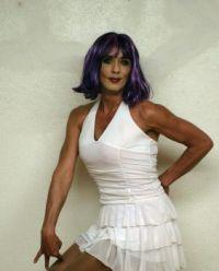 Monica in Mykonos 2