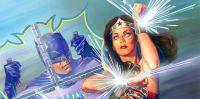 Batman 66 and Wonder Woman 77