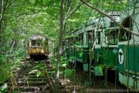 Trolley Graveyard 1