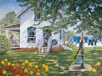 Summer Farm House
