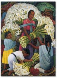 "Themes ""Famous pieces of Art""  - D. Rivera"