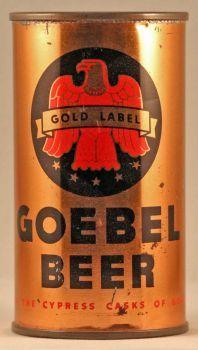 Goebel Beer - Lilek #343